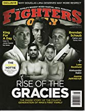 Fighters Only Magazine August 2019 Rise of the Gracies; Michelle Waterson