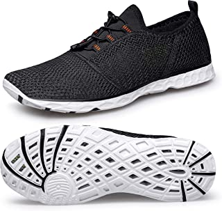 eyeones Men's Women's Lightweight Quick Drying Mesh Aqua Slip-on Water Shoes Perfect Match Waterproof Phone Case