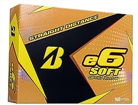 Bridgestone E6 Soft Golf Balls (One Dozen)