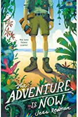 The Adventure Is Now Hardcover