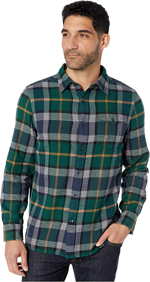 Night Green Speed Wagon Plaid