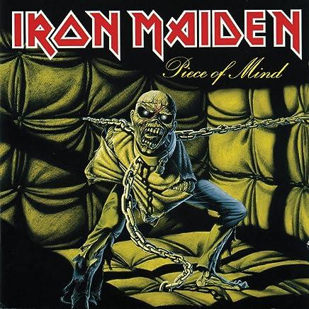Piece of Mind (Vinyl) [Importado]