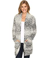 B Collection by Bobeau - Harper Eyelash Cardi
