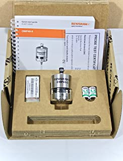 Renishaw Haas OMP40-2 Machine Tool Probe Kit New in Box with Warranty