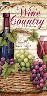 Lang Wine Country 2019 Vertical Wall Calendar Office Wall Calendar (19991079143)