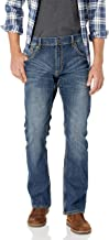 Wrangler Men's Retro Slim Fit Boot Cut Jeans, Layton, 33x30