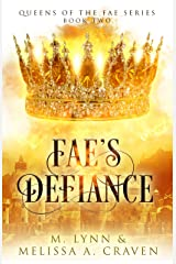 Fae's Defiance (Queens of the Fae Book 2) Kindle Edition