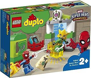 LEGO DUPLO Marvel Super Hero Adventures Spider-Man vs Electro 10893 Building Block