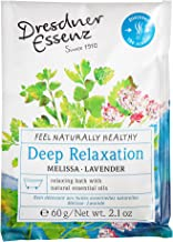 Dresdner Essenz Well-Being Sparkling Bath Essence to Pamper Skin & Prevent Dryness - Melissa Lavender, 2.1 oz