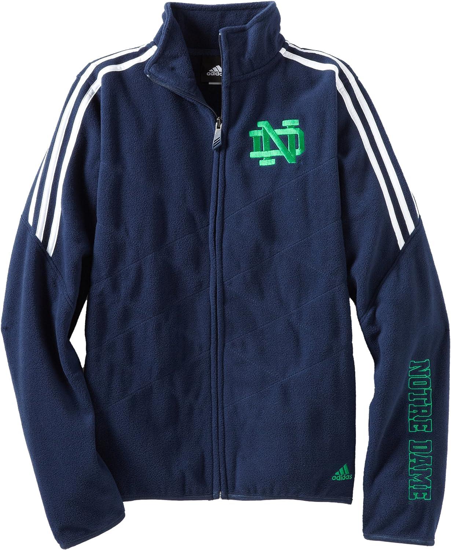 NCAA Notre Dame A surprise price is realized Fighting Irish Jac Micro-Fleece Oklahoma City Mall Women's Zip Full