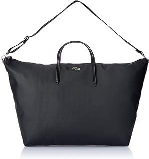Lacoste NF1947PX L1212 Travel Bag, Black