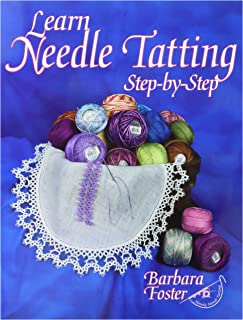 Handy Hands ST5P Learn Needle Tatting Step by Step Kit