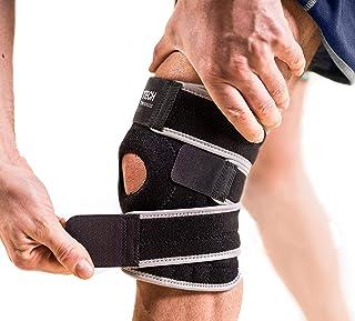 Rodillera Ortopedica 2020 TECH THERAPEUTICS Rodilleras Deportivas |Soporta, Estabiliza Y Refuerza Tus Rodillas |Protege Tu...