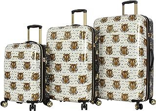 betsey johnson luggage set