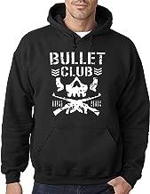 New Way 786 - Hoodie Bullet Club Skull Bone Soldier Japan Pro Wrestling Unisex Pullover Sweatshirt