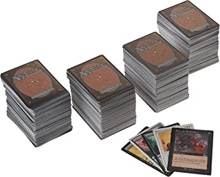 MTG 1000 Magic The Gathering Cards with 25 Rares & 5 Mythic Rares All Magic: The Gathering Lots