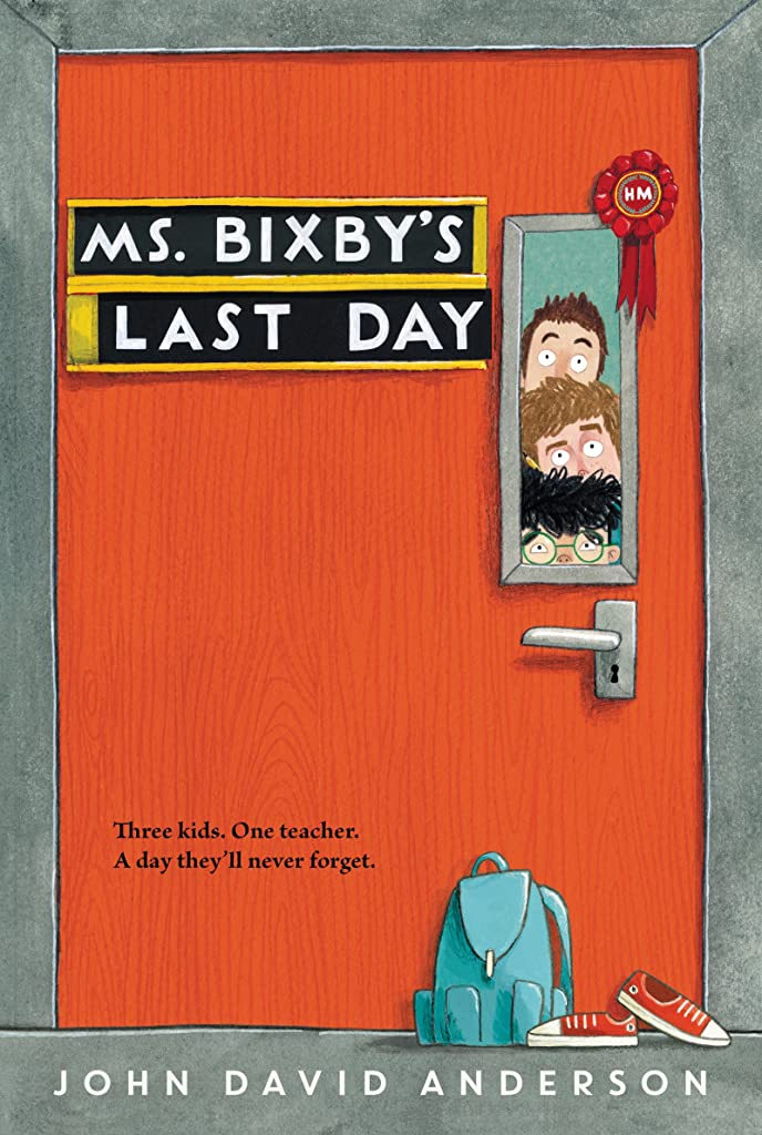 パスポート姉妹かろうじてMs. Bixby's Last Day (English Edition)