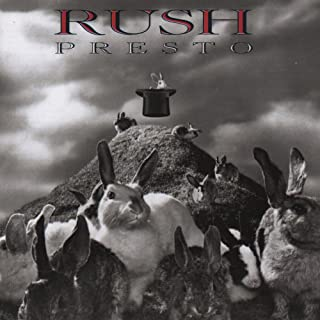 Best rush presto vinyl Reviews