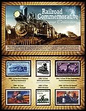 American Coin Treasures Railroad Commemorative Stamp Collection