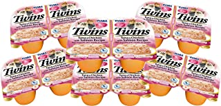 INABA Twin Packs Tuna & Chicken with Salmon 6packs, 70 Grams