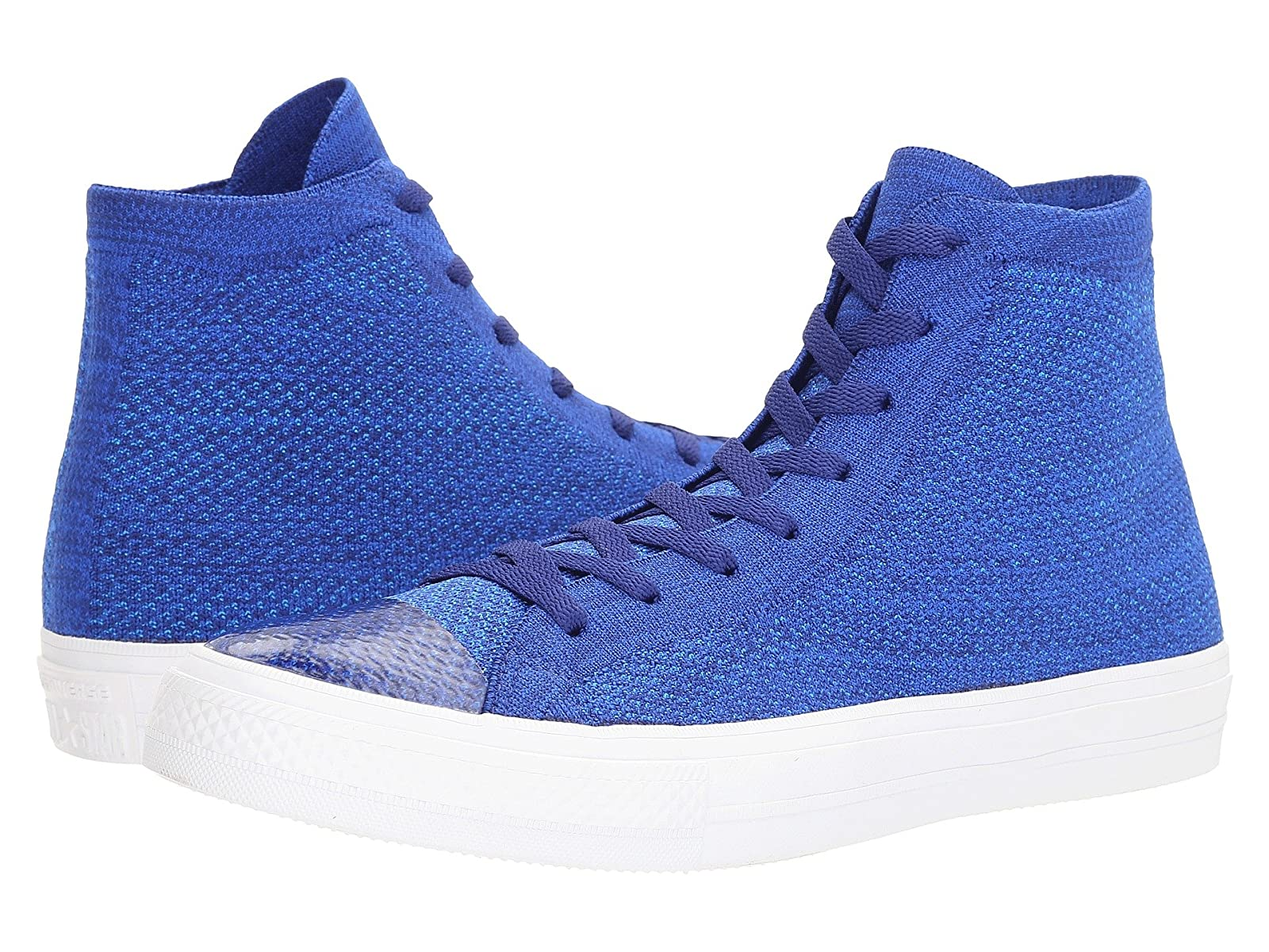 Converse Chuck Taylor® All Star® X Nike Flyknit HiCheap and distinctive eye-catching shoes