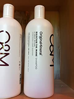 Original & Mineral Maintain the Mane Shampoo 1L