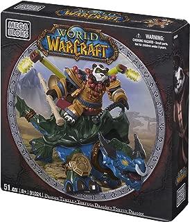 Mega Bloks World of Warcraft Dragon Turtle and Windpaw
