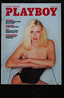 PLAYBOY 043 N°43 CONCORDE NASTASE COUPE 78 PATTI McGUIRE INTEGRAL NUDE PLAYMATE CHARME