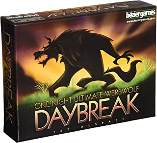 One Night Ultimate Werewolf Daybreak Strategy Game