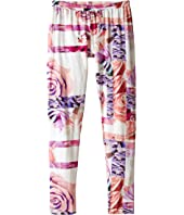 Roberto Cavalli Kids - All Over Print Leggings (Big Kids)