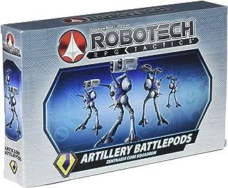 Palladium Zentraedi Artillery Battlepods Board Game