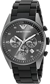 Emporio Armani Men's AR5889 Sport Black Watch