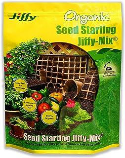 Jiffy Natural & Organic Starter Mix 10 Quart