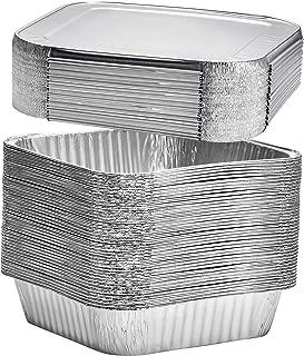 Best foil baking pans with lids Reviews