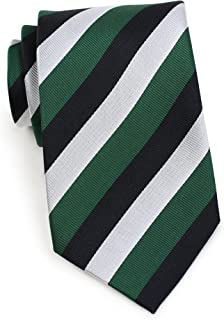 british striped ties and regimental neckties