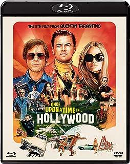 ワンス・アポン・ア・タイム・イン・ハリウッド ブルーレイ&DVDセット [Blu-ray]...