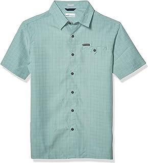 Columbia Declination Trail Ii Short Sleeve Shirt