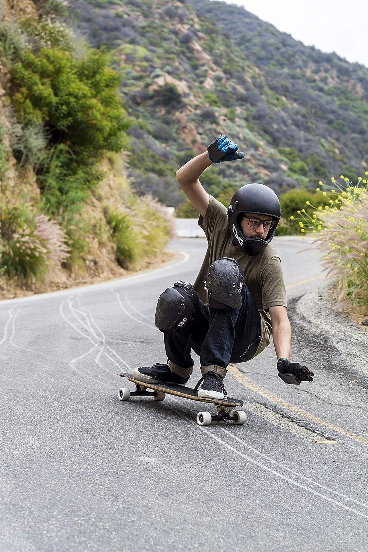 Fireball Dragon Black Stainless Steel Skateboard Hardware Set
