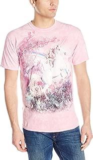 The Mountain Girls Men's Awesome Unicorn T-Shirt