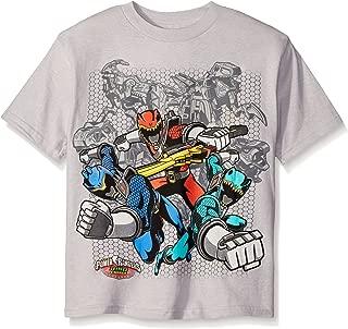 Power Rangers Boys' Short Sleeve T-Shirt
