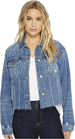 Joe's Jeans - The Cropped Boyfriend Jacket