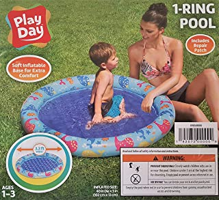 Play Day 1 Ring Pool (Inflatable)
