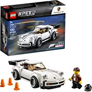 LEGO Speed Champions 1974 Porsche 911 Turbo 3.0 75895 Building Kit, New 2019 (179 Pieces)