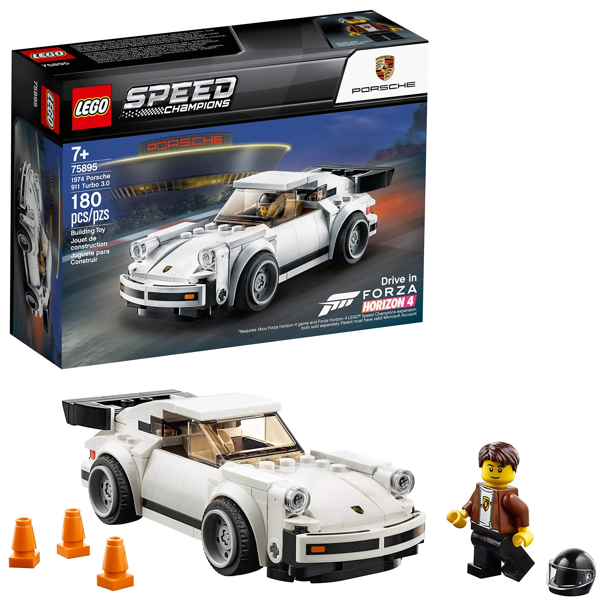 LEGO Champions Porsche Building Pieces