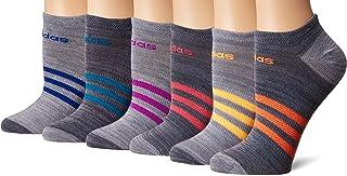 Adidas Women's Superlite No Show Socks (6 Pairs)