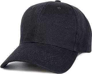 Plain Baseball Caps - Set of 24 Uninsex Adjustable Cotton Dad Hats for Men and Women