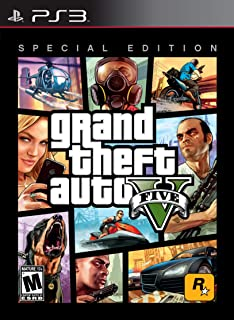 Grand Theft Auto V (Special Edition) - Playstation 3