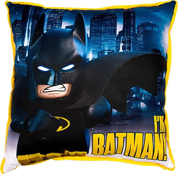 LEGO Batman Movie Hero Cushion