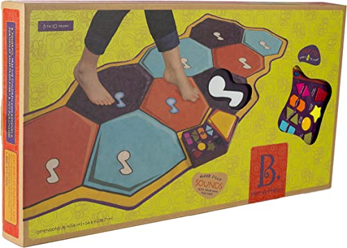 B. Mat-A-Matics Musical Mat by B. Toys