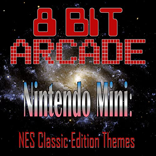 Nintendo Mini: NES Classic Edition Themes by 8-Bit Arcade on ...